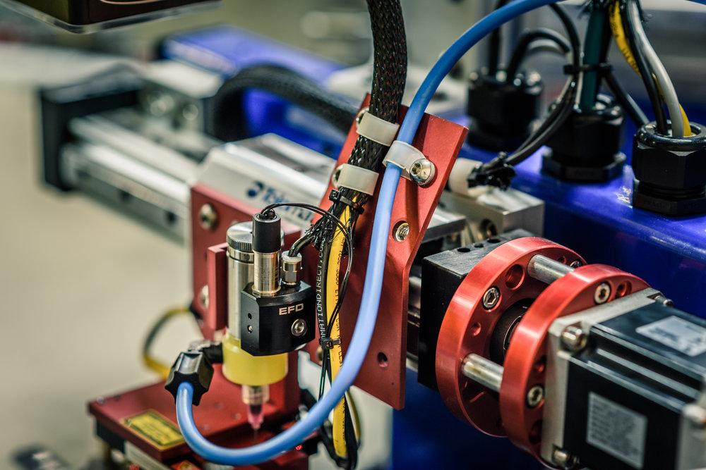 Adhesive and Liquid Dispensing
